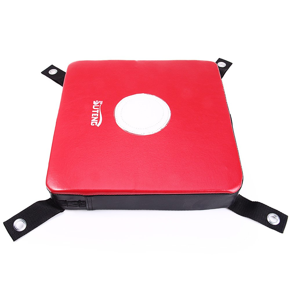 Suten Boxing Fight Training Square Foam Sanda Boxing Pad Punching Sand Bags Wall Punch Focus Target Sand Bags for Boxing