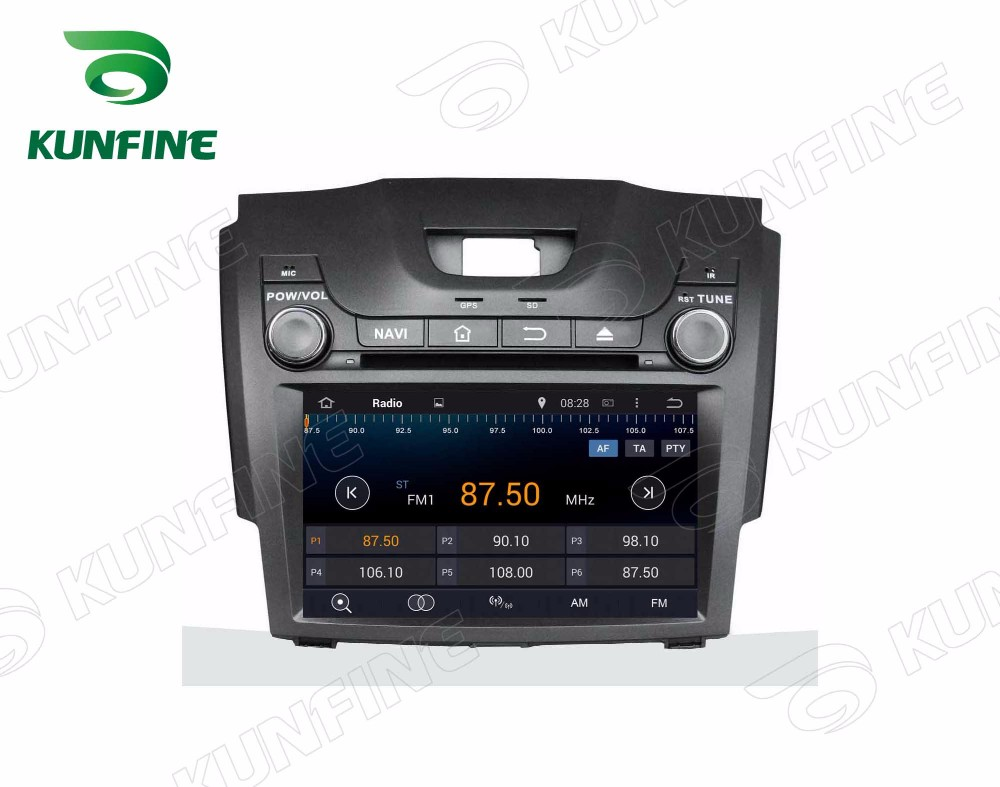 Car dvd GPS Navigation player for S10 2013 7 inch C