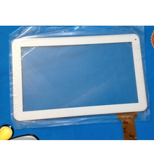 """Blanco/Negro Nuevo panel de pantalla táctil Capacitiva De 10.1 """"MPMAN MPQC1010 MPQC 1010 Tablet Digitalizador Del Sensor de Cristal de Envío gratis"""