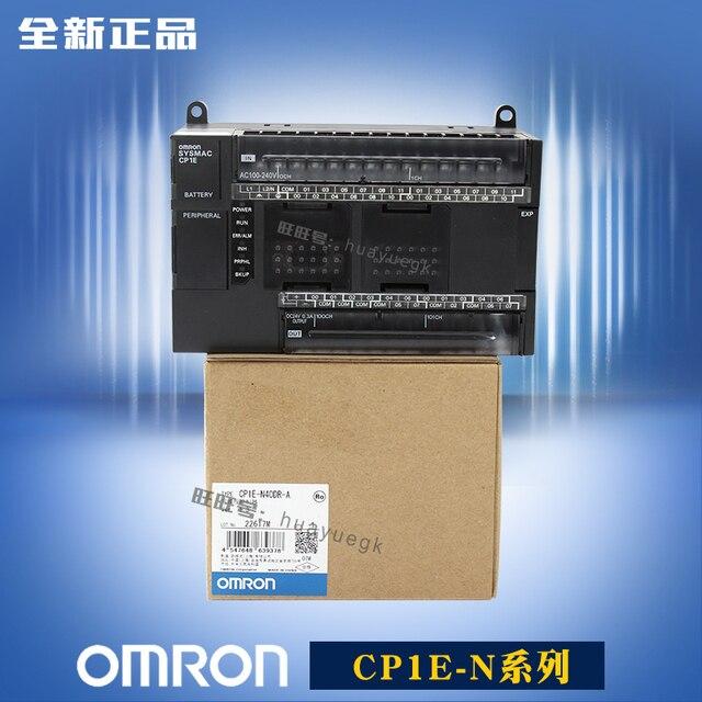CP1E N20DR A CP1E N30DR A  CP1E N40DR A CP1E N60DR A  CP1E N14DR A OMRON  PLC 100%  Original & New