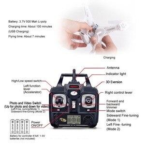 Image 5 - Syma X5C (アップグレード版) rc ドローン 6 軸リモートコントロールヘリコプター quadcopter 2MP hd カメラや X5 rc dron なしカメラ