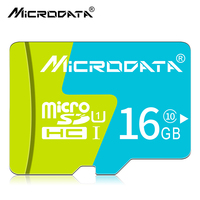 100% Real capacity micro sd card SDHC 32GB 16GB 8GB carte sd 4GB Memory Card High Speed microsd for SmartPhone Tablets