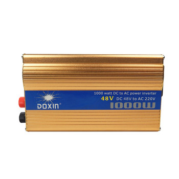 Voltage converter 12V to 220V 24V to 220V 48V to 220V 1000W 48V to 220V for vehicle modified sine wave inverter