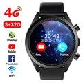 Kospet надеюсь Android 7,1 Smartwatch 3 GB + 32 GB Dual 4G 1,39