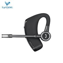 Lymoc V8s Bluetooth Headset Business Car Wireless Headphones Stereo with Mic Sport Running Bluetooth Earphone Handfree HD Music