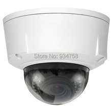 3.0 Megapixel Full HD 2.7-12mm Vari-focal Vandal-proof Network IR Dome Camera