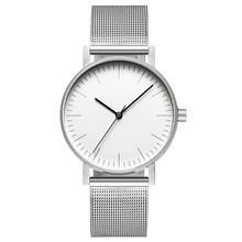 2019 Addies men watch quartz waterproof watches gentlemen business wristwatch bracelet clasp alloy strap mens
