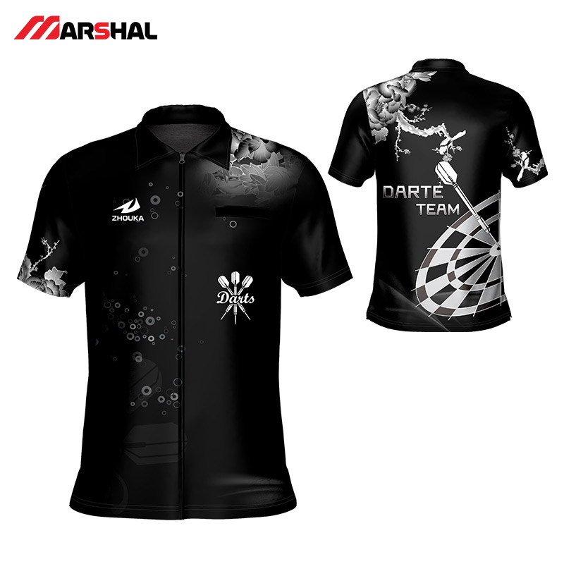2019 Hot Sale New Shirts Shoot Darts Men's T Shirt Customizing Make Your Design Color Shooting Shirt For Adult