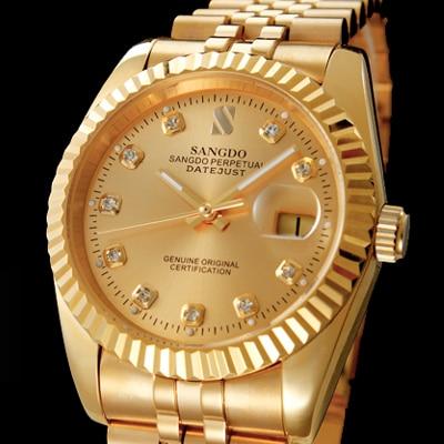 Купить часы золотые мужские на алиэкспресс купить каминные часы недорого