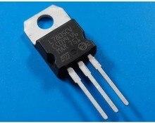 Eletrônica inteligente 10 pcs L7805CV L7805 7805 Regulador de Tensão 5 V 1.5A TO-220