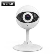 2017 новый kerui n61 беспроводной 720 P безопасности wi-fi камеры видеонаблюдения ip видеокамера motion детектор ночного видения wi-fi камера