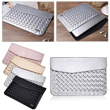 Hot Sale PU Leather Luxury Case For Macbook Air Pro retina 11″ 13″ 15 inch Minimalist Style Protective Case For Macbook Air 11