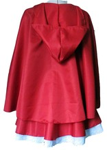 Halloween costumes for women little red riding hood fancy dress outfit S-6XL