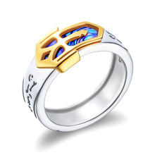 Fate Excalibur Silver Ring