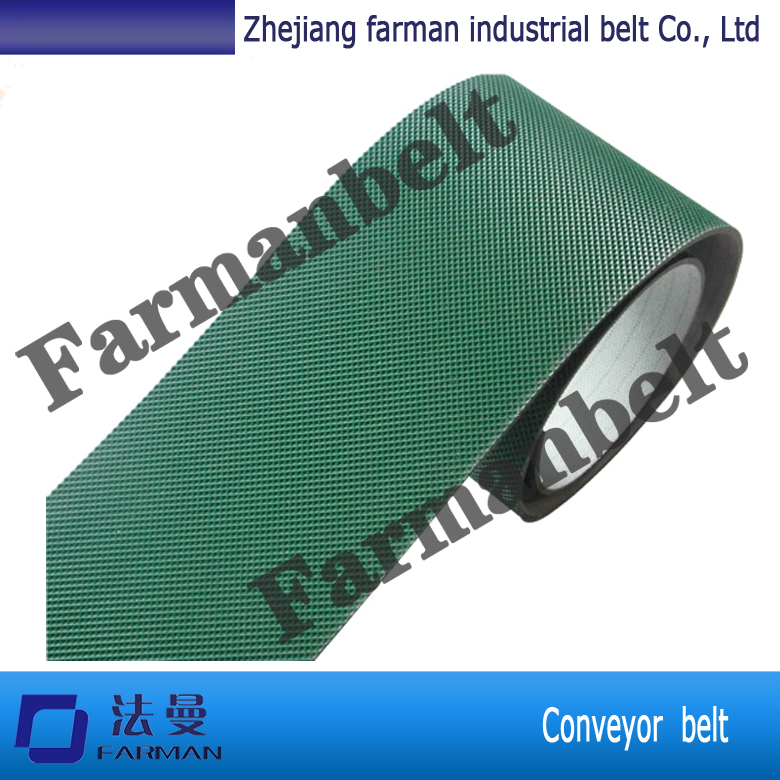 High Quality 3m Jointed Belt Toothed Open Ended Polyurethane Driving Belt Pvc/Pu Conveyor Belt green orange transparent pu round belt polyurethane drive belt smooth and rough surface for sale