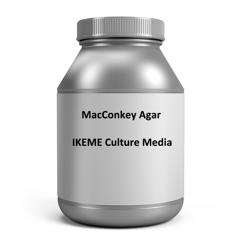 Microbiology Culture Media MacConkey Agar Pack In Bottle