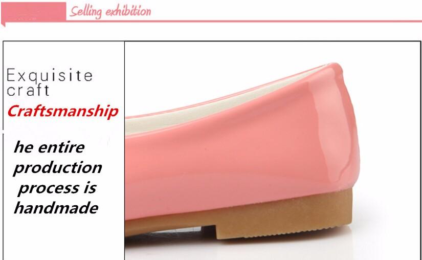 girl leather shoe-38