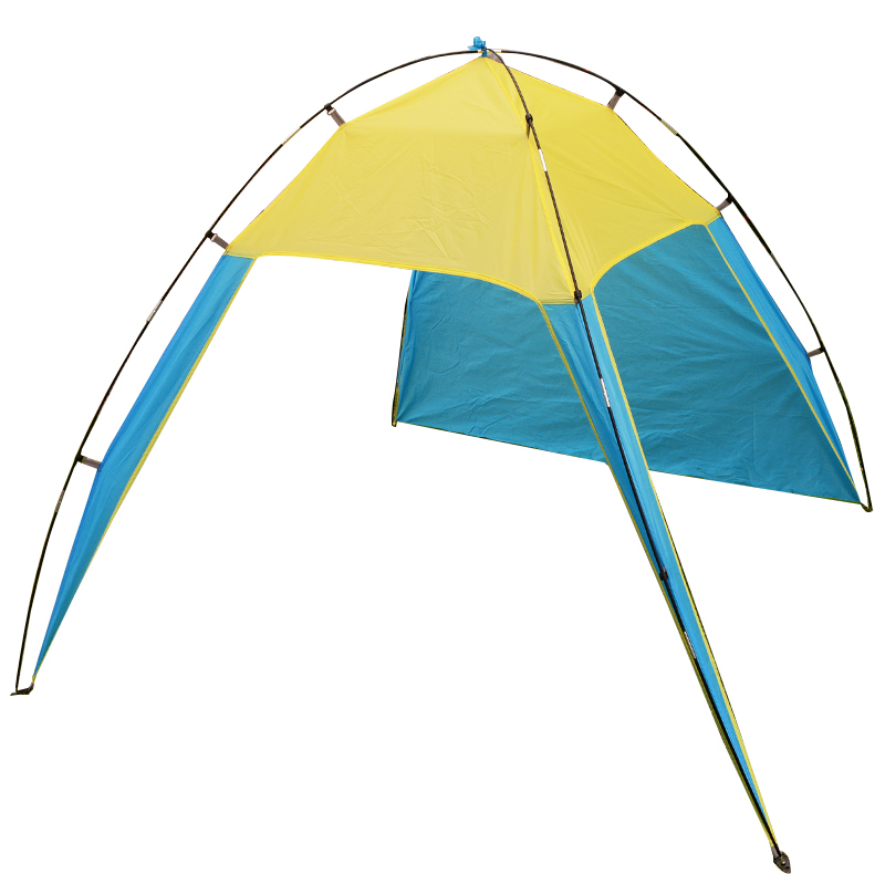 175150140cm Outdoor Camping Sun Shelter Shade Beach Tent for Summer Holiday Fishing Swimming Boat Fishing Roof Tent 3-4 Person (3)