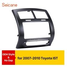 Seicane двойной Din рамка облицовка Крышка для замены отделка комплект приборной панели для Toyota IST Urban Cruiser Scion XD