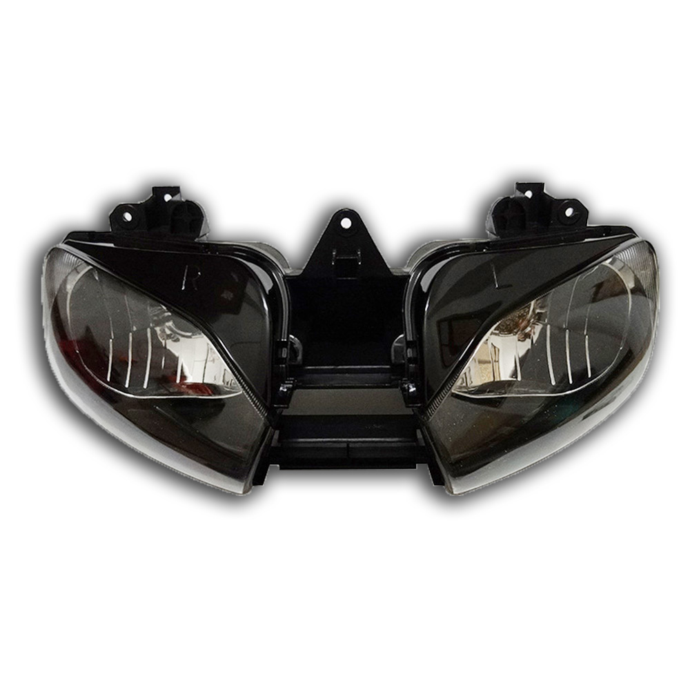 Motorcycle Headlight Headlamp Assembly For Yamaha YZFR6 YZF-R6 1999 2000 2001 2002
