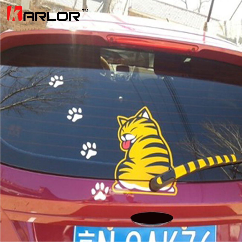 4Pcs Car Door Reflective Safety Warning Anti-Collision Body Sticker Protect BD /&