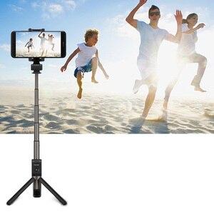 Image 5 - 원래 화웨이 명예 AF15/프로 블루투스 Selfie 스틱 삼각대 휴대용 무선 제어 Monopod 핸드 헬드 iOS/화웨이/Xiaomi