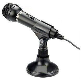 network K song chat recording computer microphone for FM broadcast transmitter