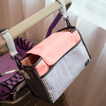 Promotion! Baby Nappy Bag Soft Cotton nappy bags baby diaper bag mummy bags