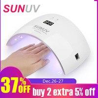 Лампа для маникюра SUN 9x Plus на 36 Вт