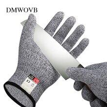 Устойчивые к порезам перчатки садовые перчатки уровень 5 сопротивление порезанию анти-истиранию безопасные рабочие перчатки для защиты рук Горячая Распродажа