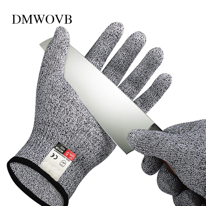 Cut-Resistant Gloves Gardening Gloves  Level 5 Cut Resistance Anti Abrasion Safety Working Hand Protection Gloves Hot Selling