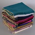 Muslim hijab scarfs long wrap headscarf female shawl