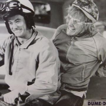 Dumb & Dumber Bike Poster Print (24 X 36)