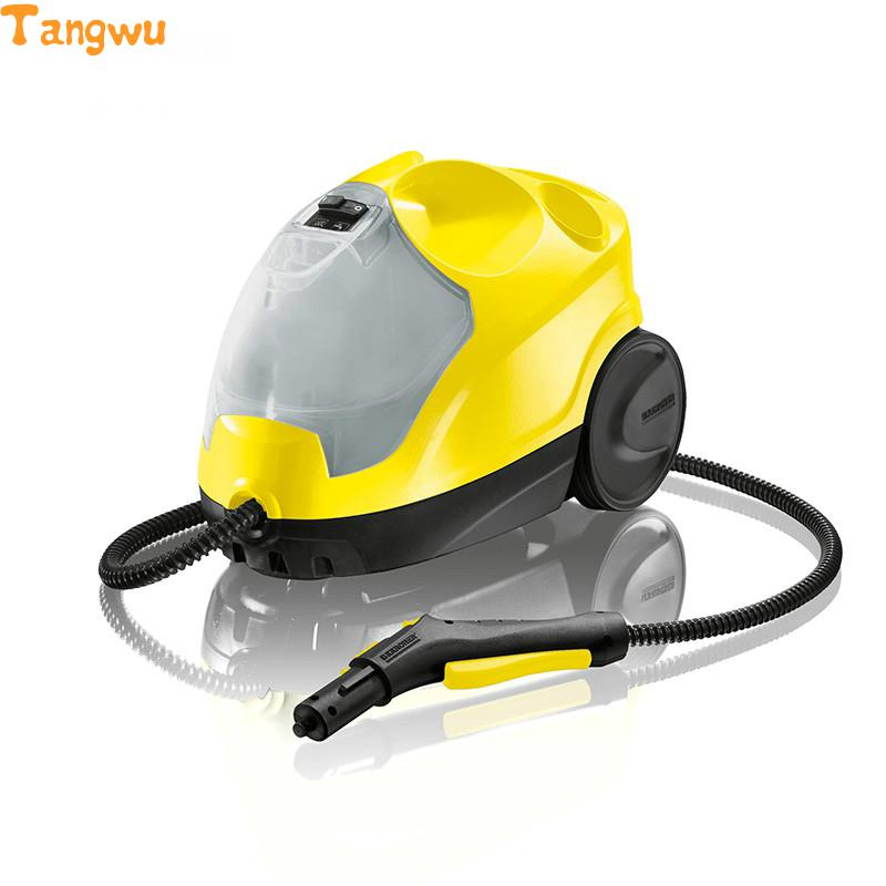 Free shipping Parts steam cleaning machine household steam mop hanging ironing machine hood cleaning Steam Cleaners цена