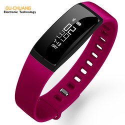 Digital Smart Watch Blood Pressure Watch Sport Smart Bracelet Heart Rate Monitor Smart Wristbands Fitness for Android IOS Phone
