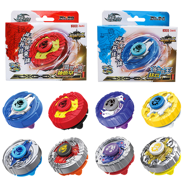 Beyblade Burst With Launcher Fusion Arena Spinning Top Metal Plastic Bey  Blade Blades Toy New Box Kids Boys Christmas Gift 5c0423c8e5
