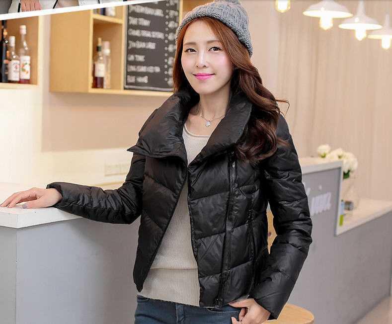 ФОТО Women Large Size Ladies Fashion Coat Autumn Winter Jacket Women Outerwear Winter Coats Women Jackets Overcoat H4656