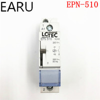 High Quality EPN510 Pulse Relay Self Locking Relay 230V 1NO Signal Relay
