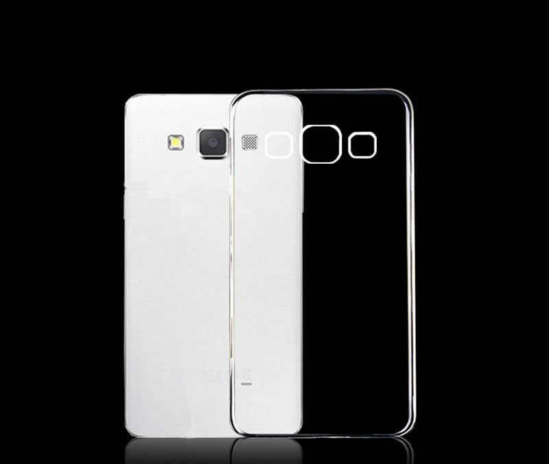 โปร่งใสTPU SoftสำหรับSamsung Galaxy J1 Mini J2 Prime J3 J5 J7 2017 J7 NeoโลหะA5 2016 s3 S4 S5 S6 S7 Edge S8 Plus