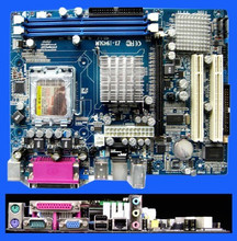 945gc 775 needle motherboard ddr2 network card