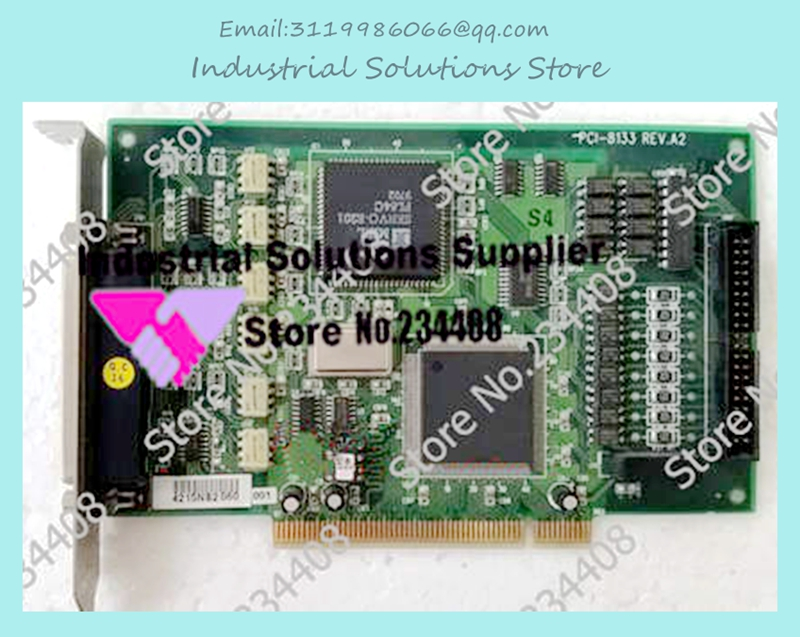 industrial motherboard PCI-8133 data card A2 version 100% tested perfect quality dhl ems adlink industrial motherboard nupro 852lv a2