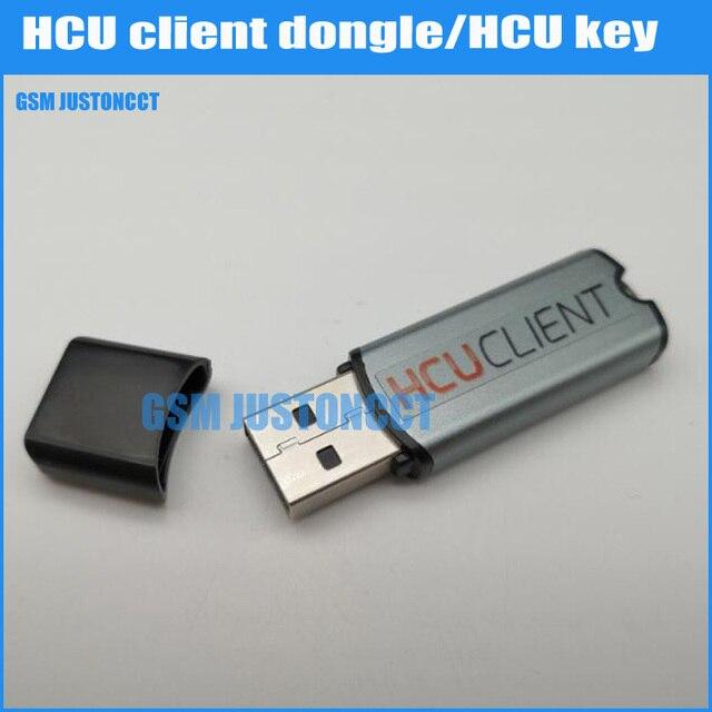 HCU Istemci HCU Dongle/anahtar + DC Phoenix ve Telefon dönüştürücü için DC unlocker yükseltme sürümü