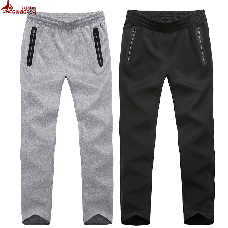 Joggers-Pants Skinny-Sweatpants Men Trousers Fitness Workout Bodybuilding Sporting 7XL
