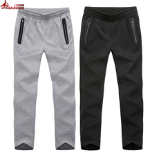 plus size 7XL 8XL Men`s Gyms Joggers pants Fitness for Casual Male Workout Skinny Sweatpants Bodybuilding sporting men Trousers