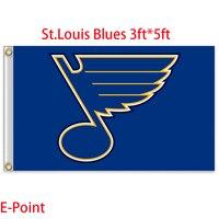 St_Louis Blues Mỹ Major League bóng chày (MLB) Cờ 3ft * 5ft