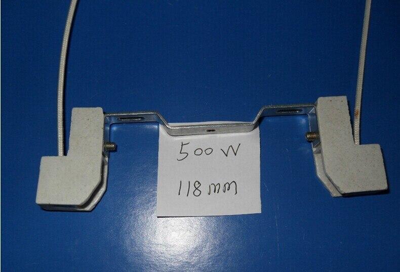 Высококачественная Светодиодная лампа R7S 118 мм Светодиодная лампа, цоколь керамики, корпус, держатель лампы с 15 см линией r7s, осветительные базы 118 мм R7S