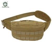 Protector Plus wysokiej jakości nylonu paczka talii saszetka na pasek mężczyźni taktyczne wojskowe w klatce piersiowej kamuflaż talii torby torba podróżna na zewnątrz