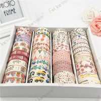 Printing Canvas Adhesive Tape DIY Clothing Accessories Gift Packaging Belt Ribbon Brand Wedding Home Textiles