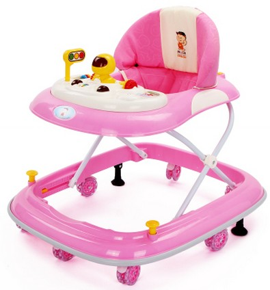 The pram walkers multi-function baby infant children's cart walkers