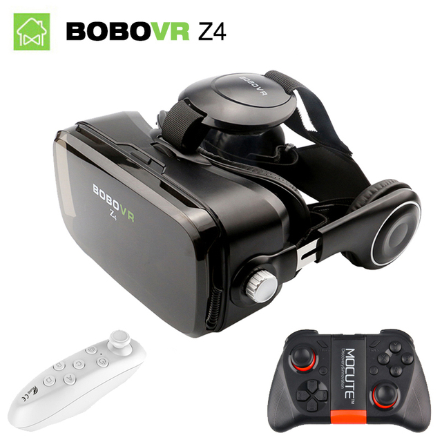 Bobovr Z4 mini vr box 2.0 3d vr glasses virtual reality gafas goggles google cardboard Original bobo vr headset For smartphone